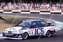 Ford Sierra RS500 Cosworth Andy Rouse Brands BTCC 1990 (a)
